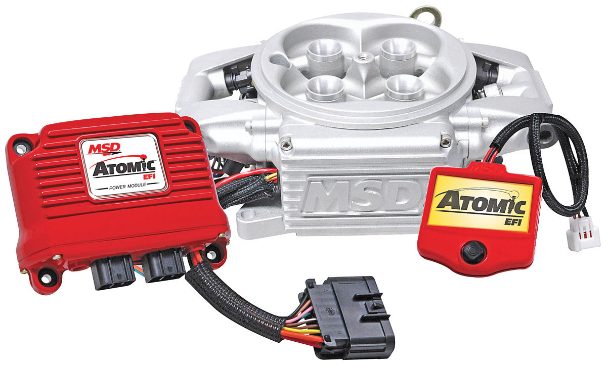 Photo of Atomic EFI Fuel-Injection Kit standard kit