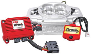 1962-1977 Grand Prix Atomic EFI Fuel-Injection Kit Standard Kit, by MSD