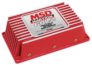 1961-1973 LeMans Ignition Control Box, 6AL-2, by MSD
