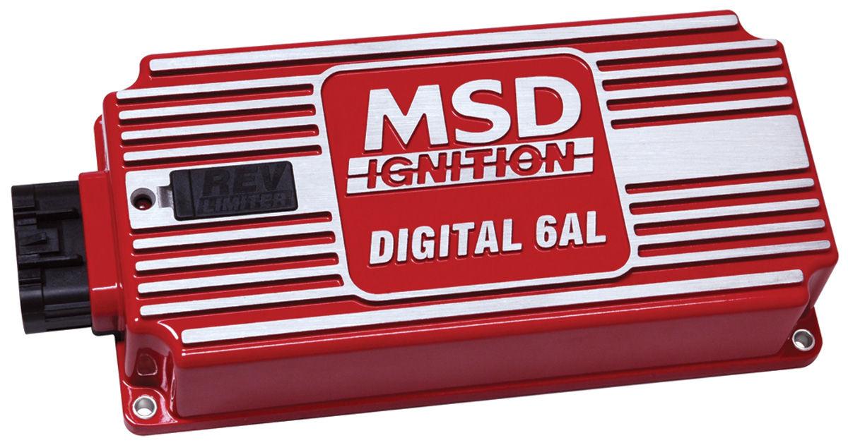 Photo of Ignition Control Box, Digital 6AL