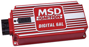 1959-1976 Catalina Ignition Control Box, Digital 6AL, by MSD