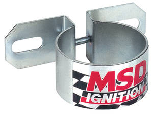 1978-1988 Monte Carlo Ignition Coil Bracket, Blaster, by MSD