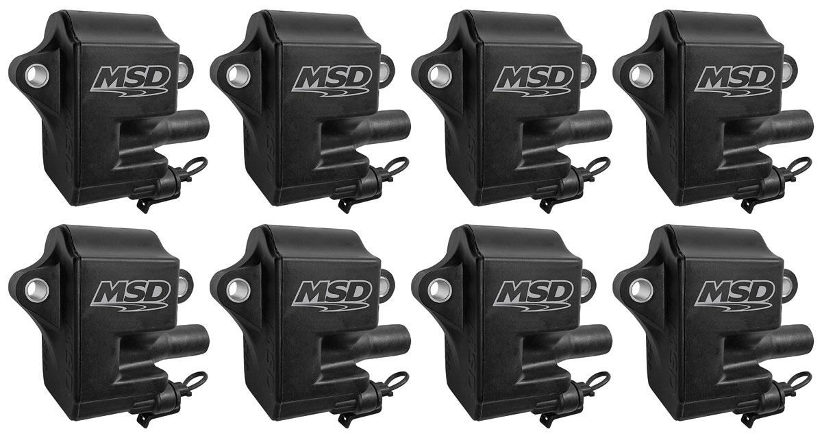 Photo of Coils, Pro Power, LS Series, MSD Ls1/Ls6