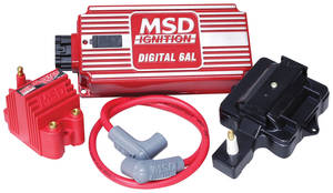 1964-1973 GTO HEI Kit, Super, by MSD
