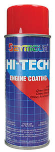 1964-77 Chevelle Chevy Engine Orange Aerosol Paint 12-oz.