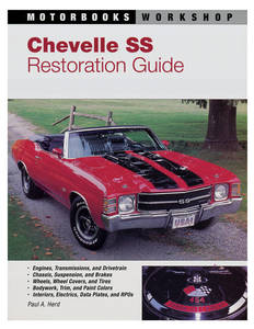1964-77 Chevelle SS Restoration Guide