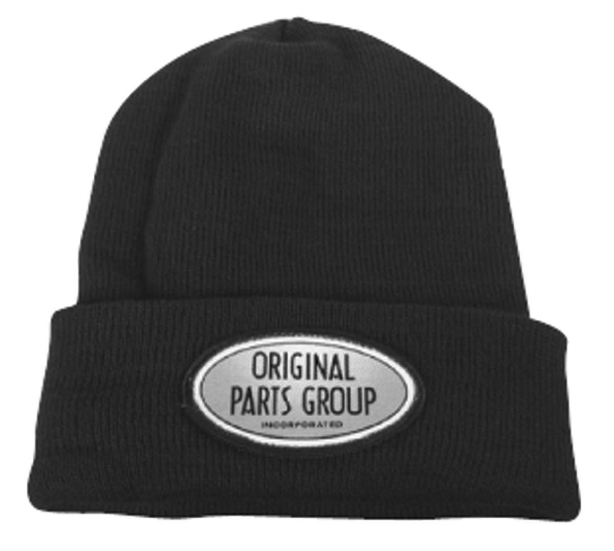 original parts group knit ski cap. Black Bedroom Furniture Sets. Home Design Ideas
