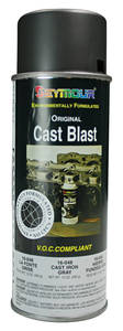 1978-88 Malibu Gray Cast-Iron Aerosol Paint 12-oz.