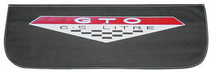 1964-1973 GTO Fender Cover, Custom GTO, by RESTOPARTS