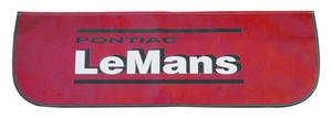 1961-1973 LeMans Fender Cover, Custom LeMans, by RESTOPARTS