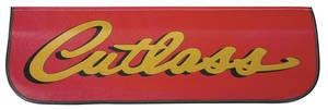 1961-1977 Cutlass Fender Cover, Custom Cutlass, by RESTOPARTS