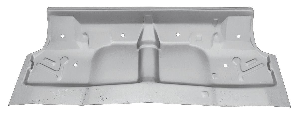 Photo of Floor Pan Under Rear Seat, Steel full (import)