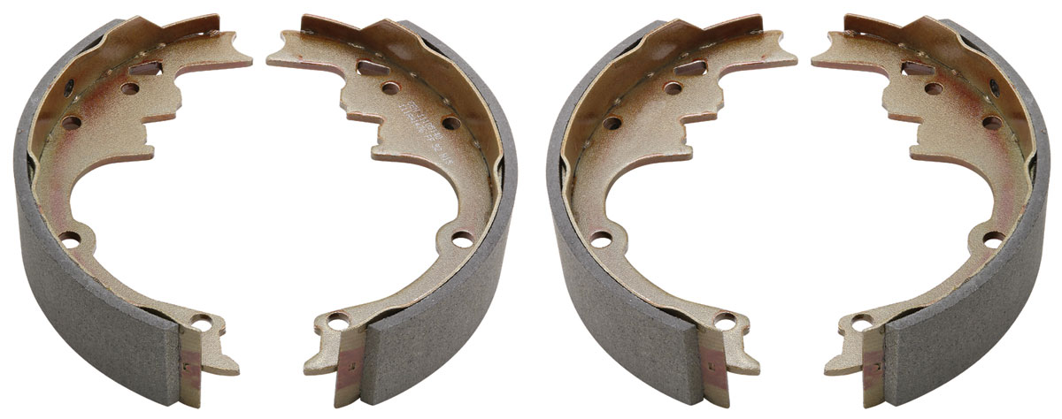 Photo of Brake Pads/Shoes, Standard rear drum