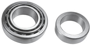 1970-1973 GTO Wheel Bearing Rear w/10-Bolt Cover