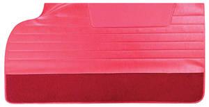 1960-1960 Bonneville Door Panels, 1960 Bonneville Standard Front, by Distinctive Industries