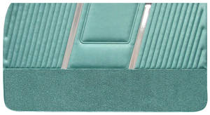 Door Panels, 1963 Bonneville Standard Front