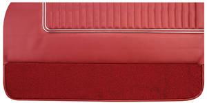 1966-1966 Bonneville Door Panels, 1966 Bonneville Standard Front, by PUI