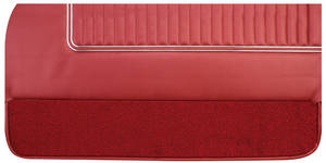 Door Panels, 1966 Bonneville Standard Front, by PUI