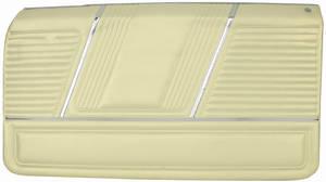 Catalina Door Panels, 1965 Pontiac 2+2 Assembled Front, by PUI