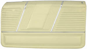 Catalina Door Panels, 1965 Pontiac 2+2 Assembled Front