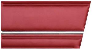 1966-1966 Catalina Door Panels, 1966 Catalina 2+2 Standard Rear, Convertible, by PUI