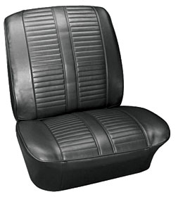 Seat Upholstery, 1965 Catalina 2+2 Buckets