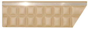 1970-1970 Catalina Door Panels, 1970 Parisienne Standard Rear, Coupe, by PUI