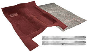 1978-88 Malibu Carpet Kit, Complete Essex Carpet Kit (1-Piece)