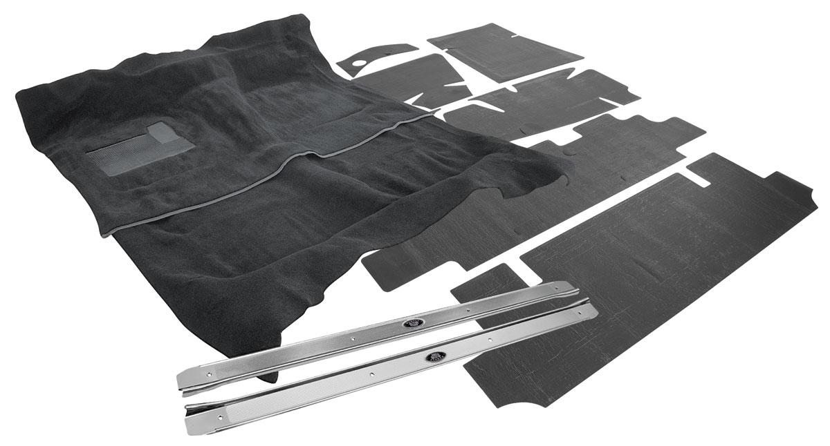 Photo of Carpet Kit, Complete Premium Essex 2-dr., automatic - (2-pieces)
