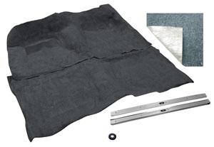 1966-70 Riviera Carpet Kit, Complete Original Raylon (2-Pieces)