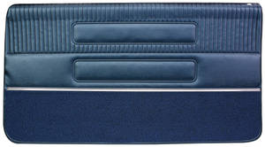 1963-1963 Grand Prix Door Panels, 1963 Grand Prix & Parisienne Assembled Front, by PUI