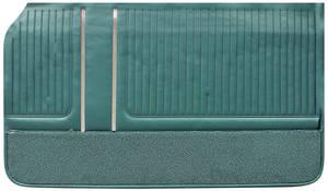 1965-1965 Grand Prix Door Panels, 1965 Bonneville, Grand Prix & Parisienne Standard Front, by PUI