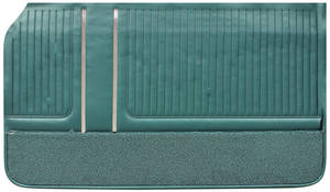 Door Panels, 1965 Bonneville, Grand Prix & Parisienne Standard Front