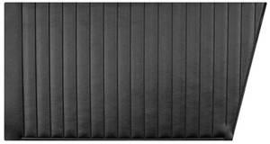 1965-1965 Catalina Door Panels, 1965 Bonneville, Grand Prix & Parisienne Standard Rear, Convertible, by PUI