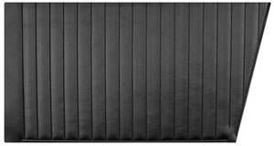 Door Panels, 1965 Bonneville, Grand Prix & Parisienne Standard Rear, Convertible