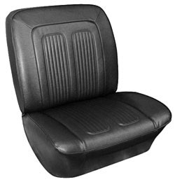 Seat Upholstery, 1964 Grand Prix & Parisienne Buckets