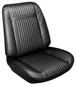 Seat Upholstery, 1966 Grand Prix Buckets
