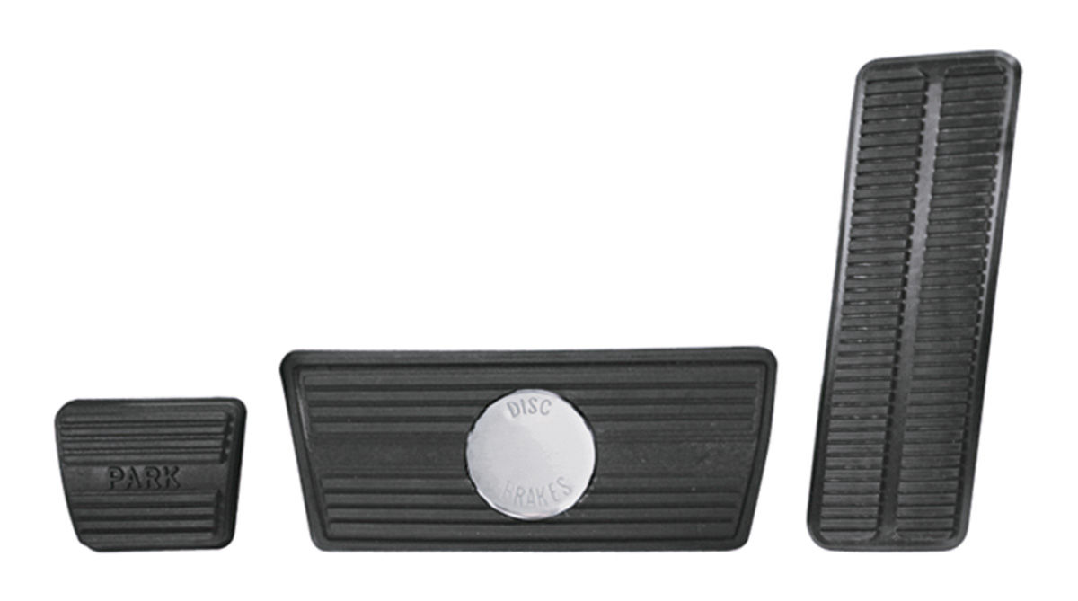 Photo of Pedal Pad Kits, Complete Automatic w/disc (3)
