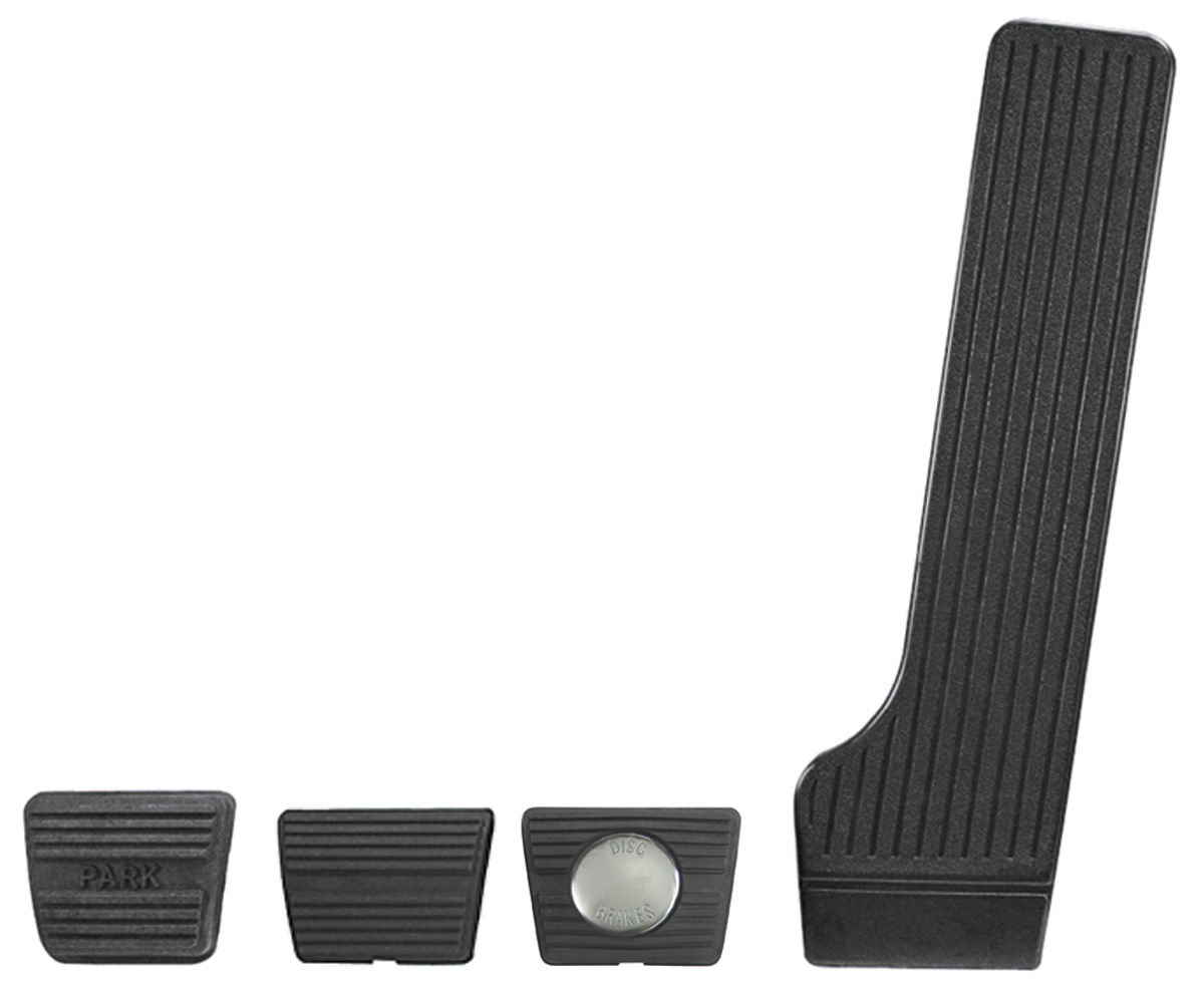 Photo of Pedal Pad Kits, Complete 4-Speed w/disc (4)