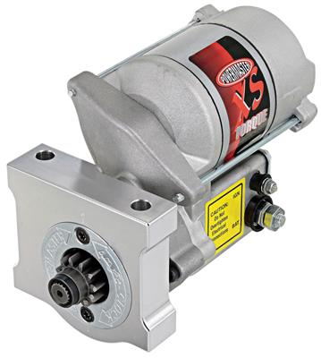 1978-1988 El Camino Starter, XS Torque (200-Ft./Lbs.) Natural Gen. III, LS Series, by POWERMASTER