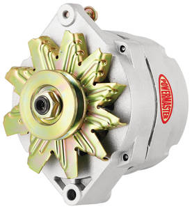 1978-1988 El Camino Alternator, Performance 12si (150-Amp, Internal Regulated) Natural