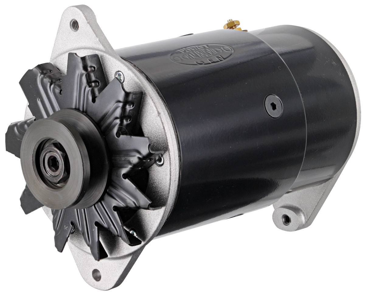 Photo of Grand Prix Alternator, PowerGen Short Housing, Standard chrome