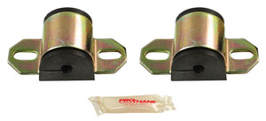 "1961-73 LeMans Sway Bar Bushings (Polyurethane) 1/2"", by Prothane"