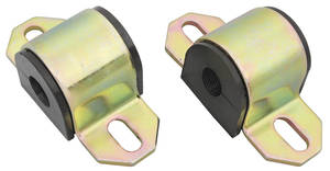 "1961-73 GTO Sway Bar Bushings (Polyurethane) 5/8"", by Prothane"