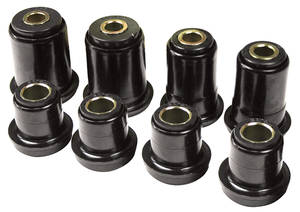 1970-72 Monte Carlo Control Arm Bushing Set, Front (Urethane) (Round Bushings)