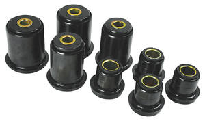 1964-66 LeMans Control Arm Bushings, Front Urethane 1.90""