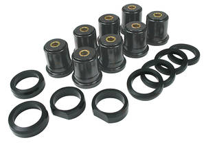 1978-88 Malibu Control Arm Bushings, Rear (Urethane), by Prothane