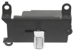 1969-71 El Camino Wiper Switch Assembly w/o Recess Park