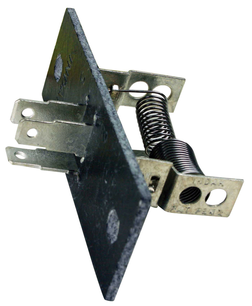 Photo of Blower Motor Resistor 3-prong, w/o AC