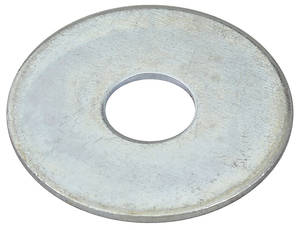 El Camino Door Lock Striker Washer, 1965-72 Front